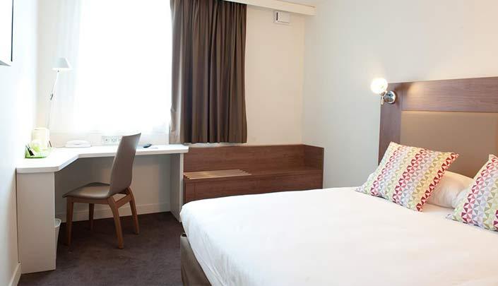 Suite de l'hôtel Campanile Limoges Centre-Gare