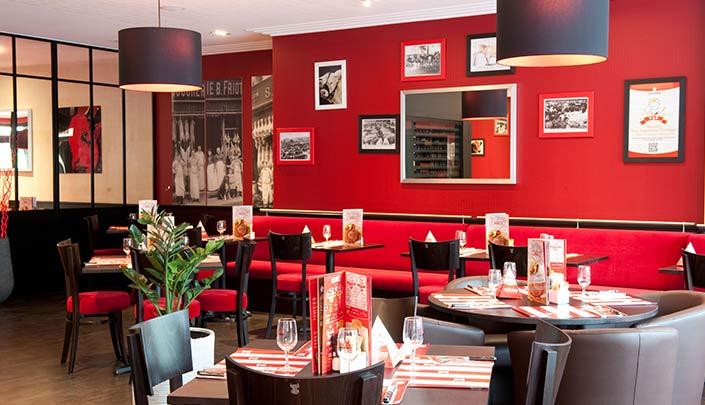 La Boucherie, restaurant partenaire de l'hôtel Campanile Limoges Centre-Gare