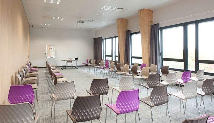 Salle de Séminaire de l'hôtel Campanile Limoges Centre-Gare