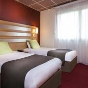 Chambre Communicantes de l'hôtel Campanile Metz Nord - Talange