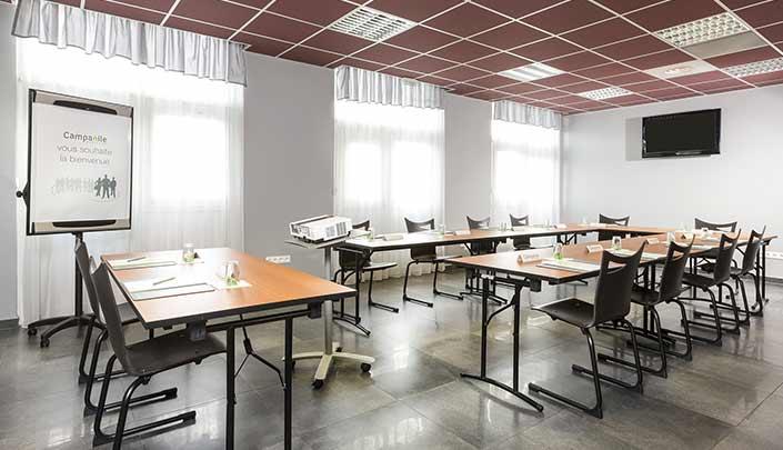 Salle de Séminaire de l'hôtel Campanile Metz Nord - Talange