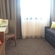 Chambre familiale de l'hôtel Campanile Metz Centre-Gare