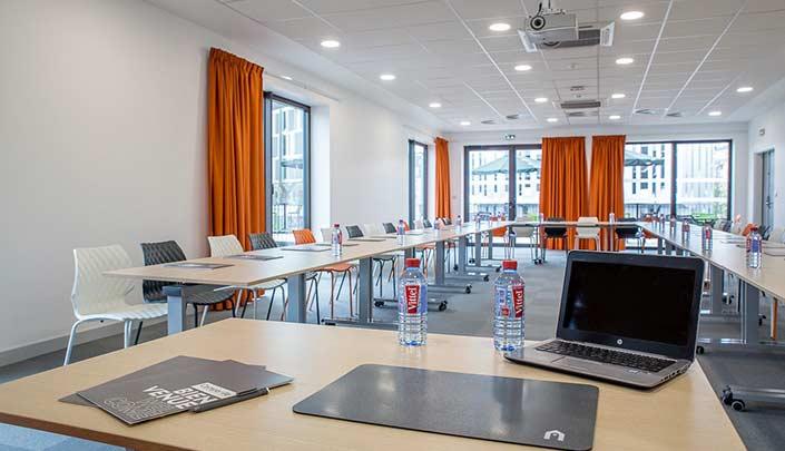 Salle de Séminaire de l'hôtel Campanile Metz Centre-Gare